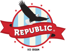 Republic Ice Cream Logo